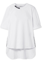 Fendi Oversized printed cotton-jersey T-shirt