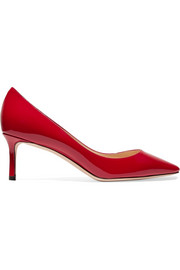 Jimmy Choo Romy 60 Pumps aus Lackleder