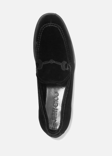 Jimmy Choo Marti Loafers aus Samt