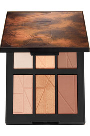 Bord de Plage Highlighting and Bronzing Palette