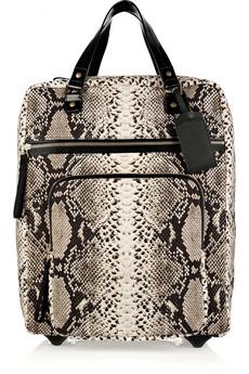 Дорожная сумка от Lanvin для гламурного.