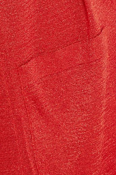 Missoni Cardigan aus Stretch-Strick mit Metallic-Effekt