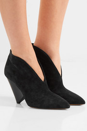Isabel Marant Adenn suede ankle boots