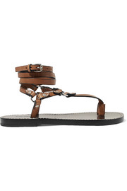 Joxxy leather sandals