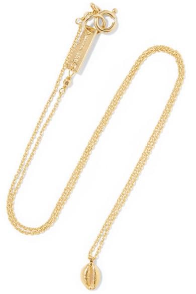 Isabel Marant - Gold-tone Necklace