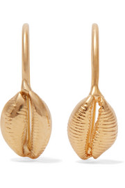 Isabel Marant Gold-plated earrings