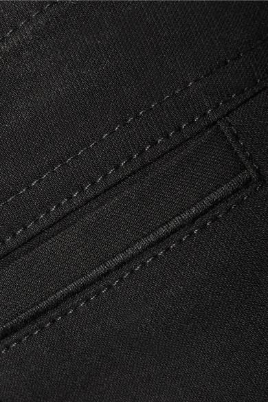 Pantalon évasé Raccourci En Coton Mélangé Lyre by Isabel Marant