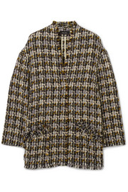 Isabel Marant Jamsy wool-blend tweed jacket