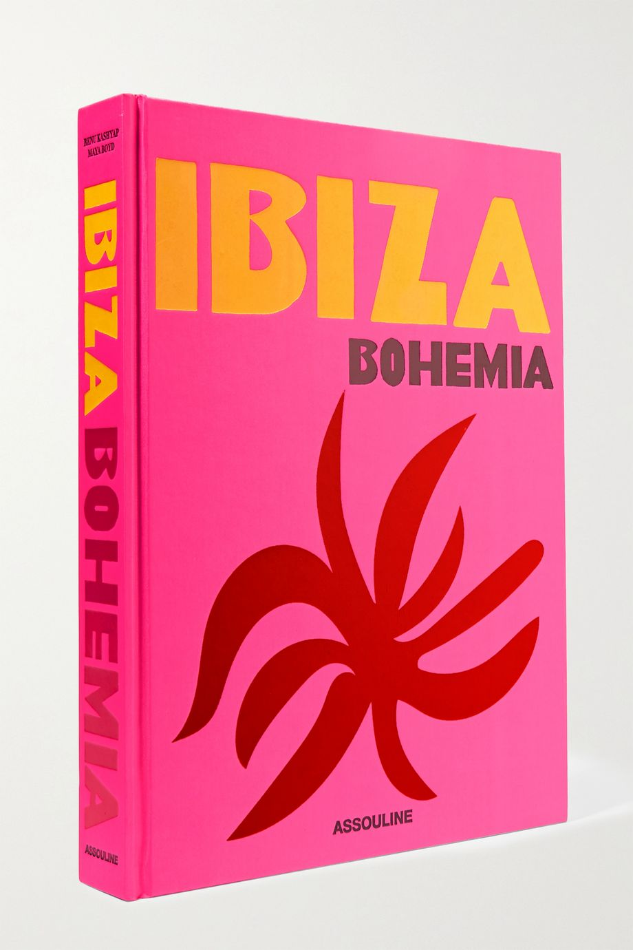 Assouline Ibiza Bohemia by Maya Boyd and Renu Kashyap hardcover book