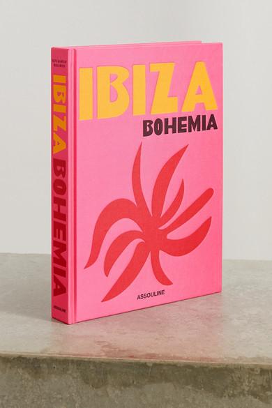 Ibiza Bohemia hardcover book