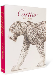 Cartier Panthère hardcover book