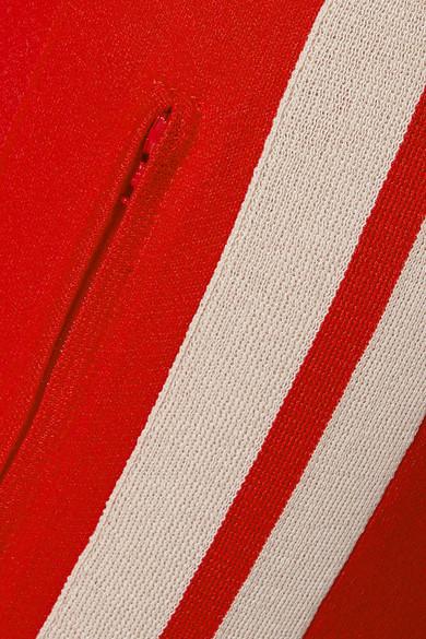 Isabel Marant Étoile Dobbs Jogginghose aus Jersey mit Streifen Bilder Im Internet Mvk9q6nk