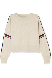 Isabel Marant Étoile Kao striped knitted sweater