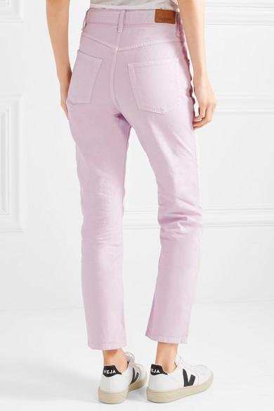Isabel Marant Étoile Fliff Boyfriend-Jeans
