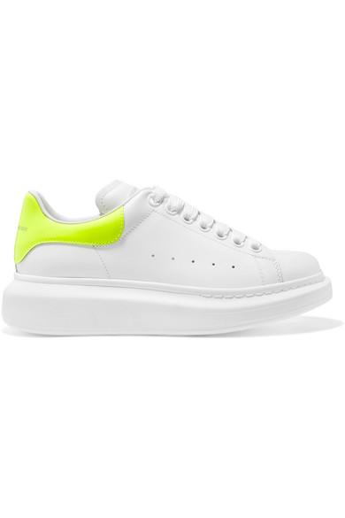 net a porter alexander mcqueen sneakers