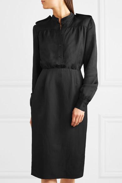 TOM FORD Kleid aus gewebten Bahnen