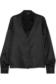 TOM FORD Silk-charmeuse blouse