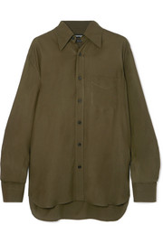 TOM FORD Twill shirt
