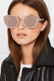 Sunday Somewhere Nay Nay cat-eye acetate sunglasses