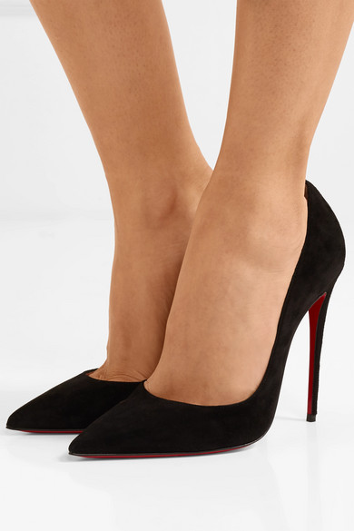 fe33f9578ad Christian Louboutin | So Kate 120 suede pumps | NET-A-PORTER.COM