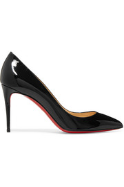 Pigalle Follies 85 patent-leather pumps
