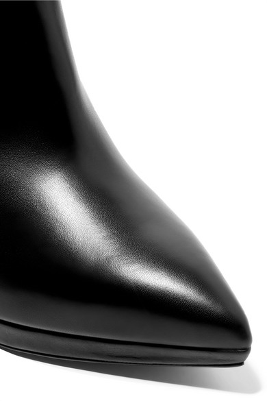 Christian Louboutin | Crochinetta aus 100 Ankle Boots aus Crochinetta Leder 0091e2