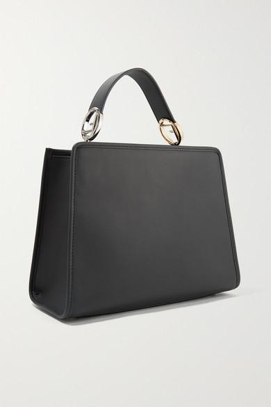 996a1e09 Fendi | Runaway small leather tote | NET-A-PORTER.COM