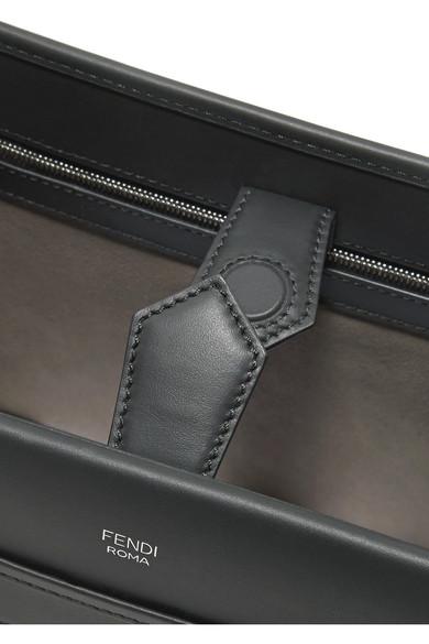 f15156a0d Fendi | Runaway small leather tote | NET-A-PORTER.COM