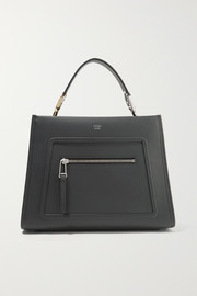 Fendi Runaway small leather tote