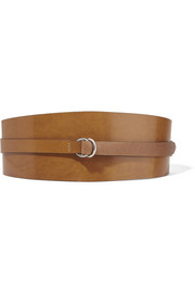 Isabel Marant Cajou leather waist belt