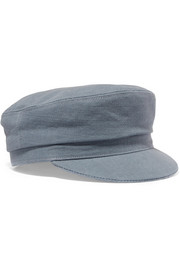 Isabel Marant Evie cotton-canvas cap
