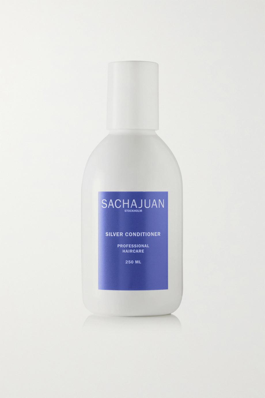 SACHAJUAN Silver Conditioner, 250 ml – Conditioner für blondiertes Haar