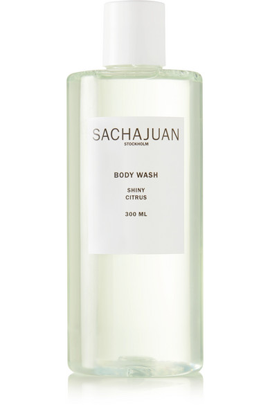 Sachajuan Body Wash - Shiny Citrus, 300Ml in Colorless