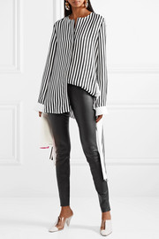 By Malene Birger Elenasoo stretch-leather leggings