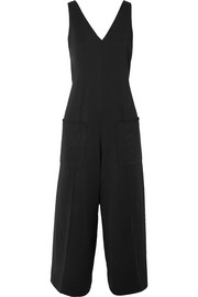 Golden Goose Deluxe Brand Rosa cropped crepe jumpsuit