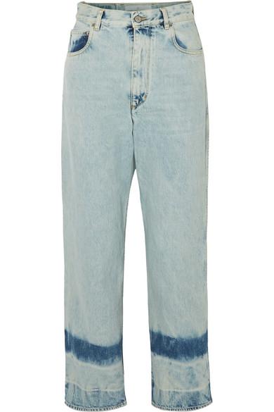 Golden Goose Deluxe Brand Kim hoch sitzende Jeans mit geradem Bein