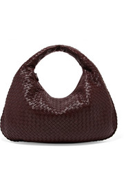 Bottega Veneta Hobo large intrecciato leather shoulder bag