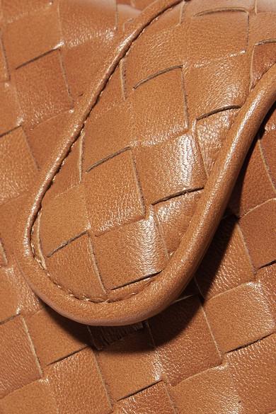 Bottega Veneta Lauren Clutch aus Intrecciato-Leder Günstiger Preis Auslass Verkauf Für Schönen Verkauf Online Exklusiv Zum Verkauf Spielraum Billig 3mYJXTgfR