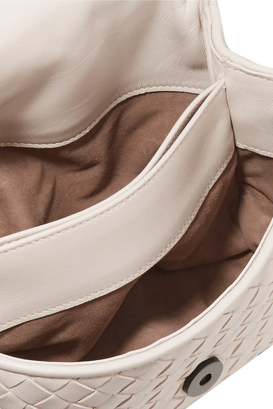 Bottega Veneta Olimpia baby bestickte Schultertasche aus Intrecciato-Leder Factory-Outlet-Verkauf Online 2018 Neu Zu Verkaufen RGPTXE