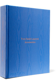 Phaidon Yves Saint Laurent Accessories hardcover book