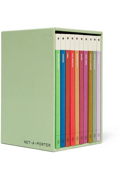 Phaidon - Wallpaper* City Guides Gift Box - Green