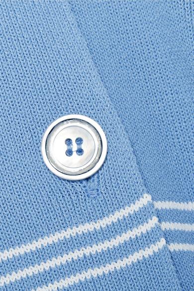 Miu Miu Pullover aus Stretch-Strick mit Intarsienmuster