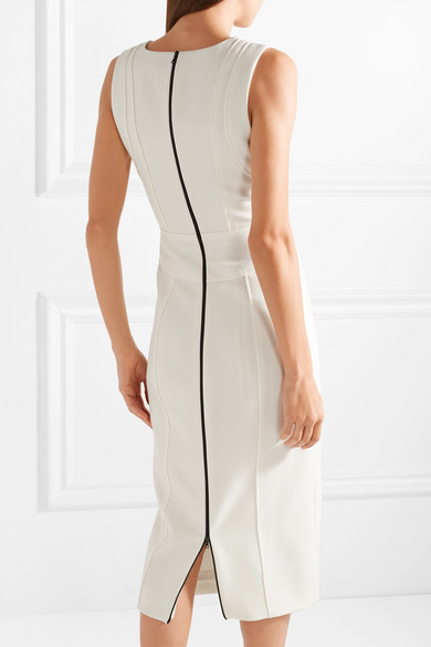 Narciso Rodriguez Midikleid aus Wolle