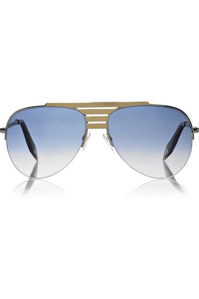 8ffccc71c85 Victoria Beckham Sunglasses Aviator