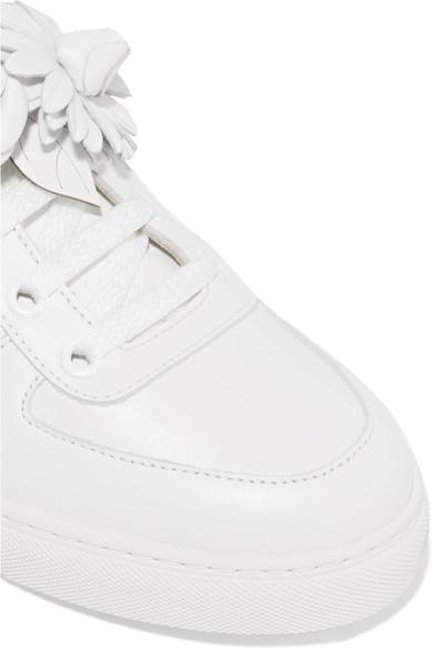 Sophia Webster aus   Lilico Jessie Sneakers aus Webster Leder mit Applikationen 032262