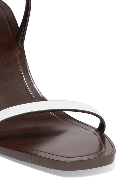 Neue Art Und Weise Stil Saint Laurent Loulou Sandalen aus Leder Rabatt Footaction Günstig Kaufen Wahl 7d7ZjFKK