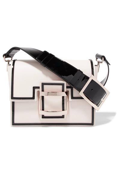 Roger Vivier Schultertasche aus Leder