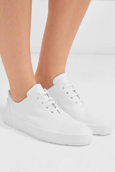 Jil Sander Sneakers aus Leder