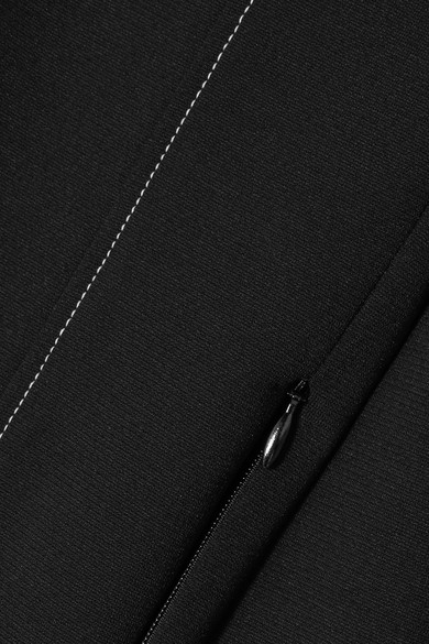 Altuzarra Mead eng geschnittene Hose aus Crêpe