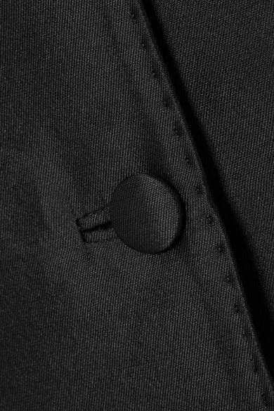 Gabriela Hearst Dorothea schulterfreier Blazer aus einer Seiden-Wollmischung Freies Verschiffen Empfehlen Auslass Offiziellen Große Diskont Günstiger Preis Rabatt Professionelle Rabatt Wählen Eine Beste UFMRqYPk